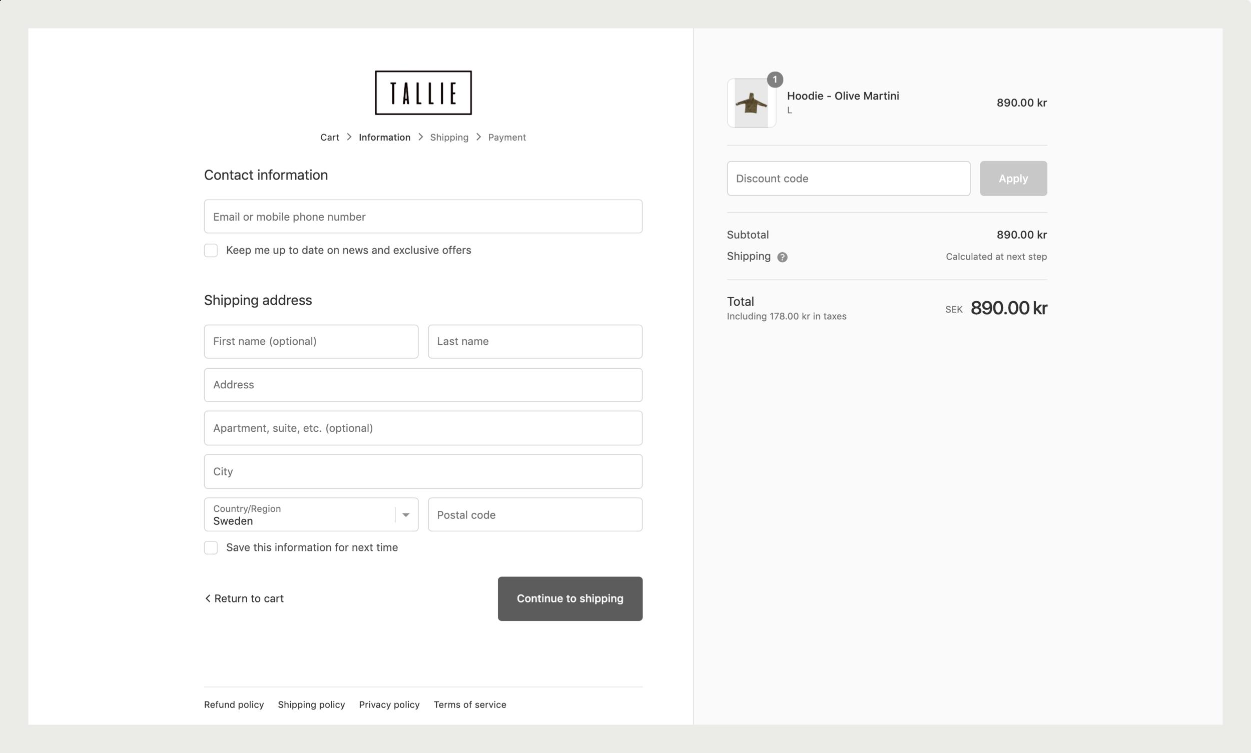 framtidens-webbyrå-e-handel-tallie-checkout.jpg