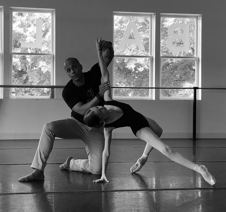WORKSHOPS & MASTER CLASSES - AYB'S commitment to bringing the world of professional dance to all serious students in the Southeast region who are looking to expand their exposure to top notch artists.