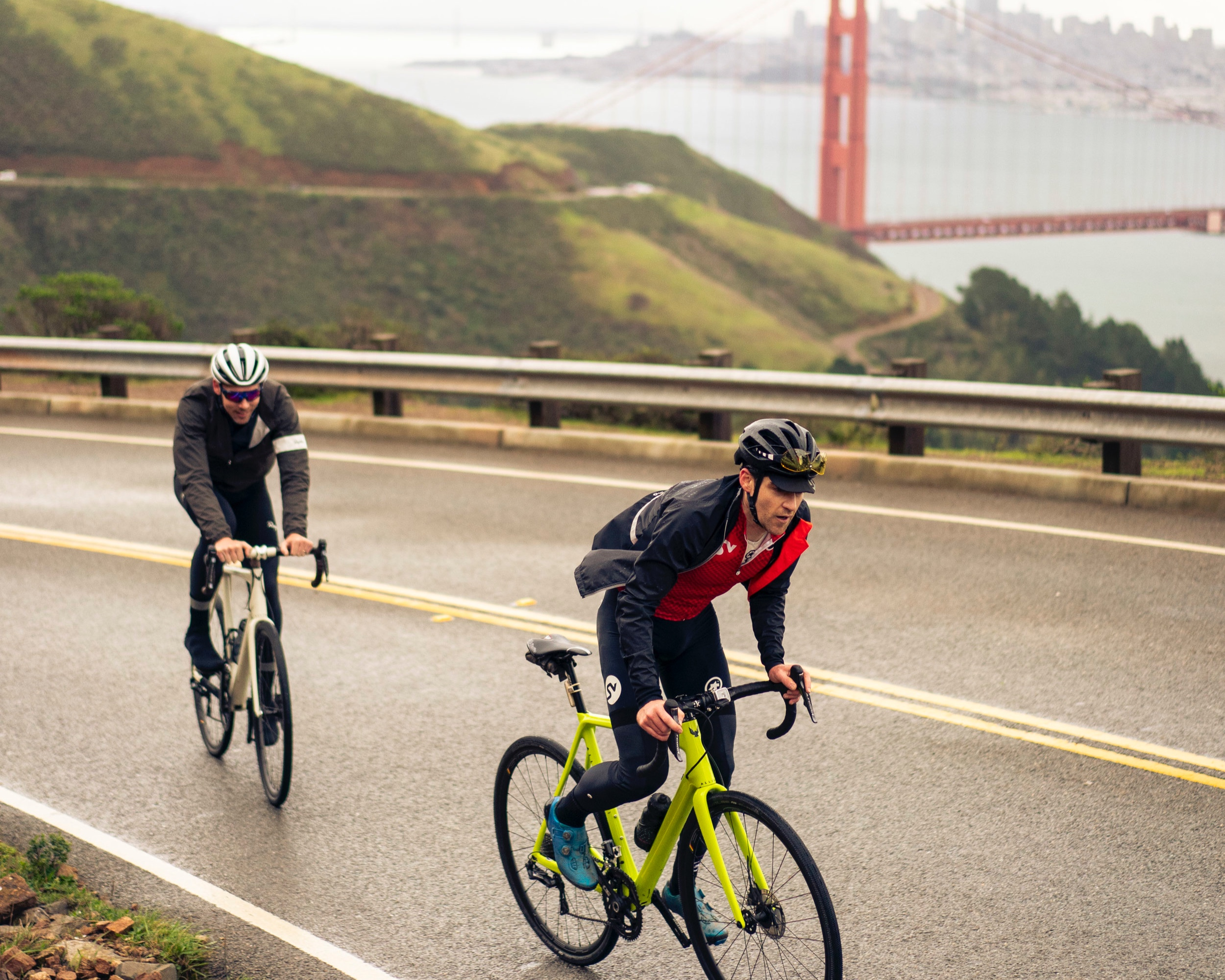 Marin Headlands Loop -