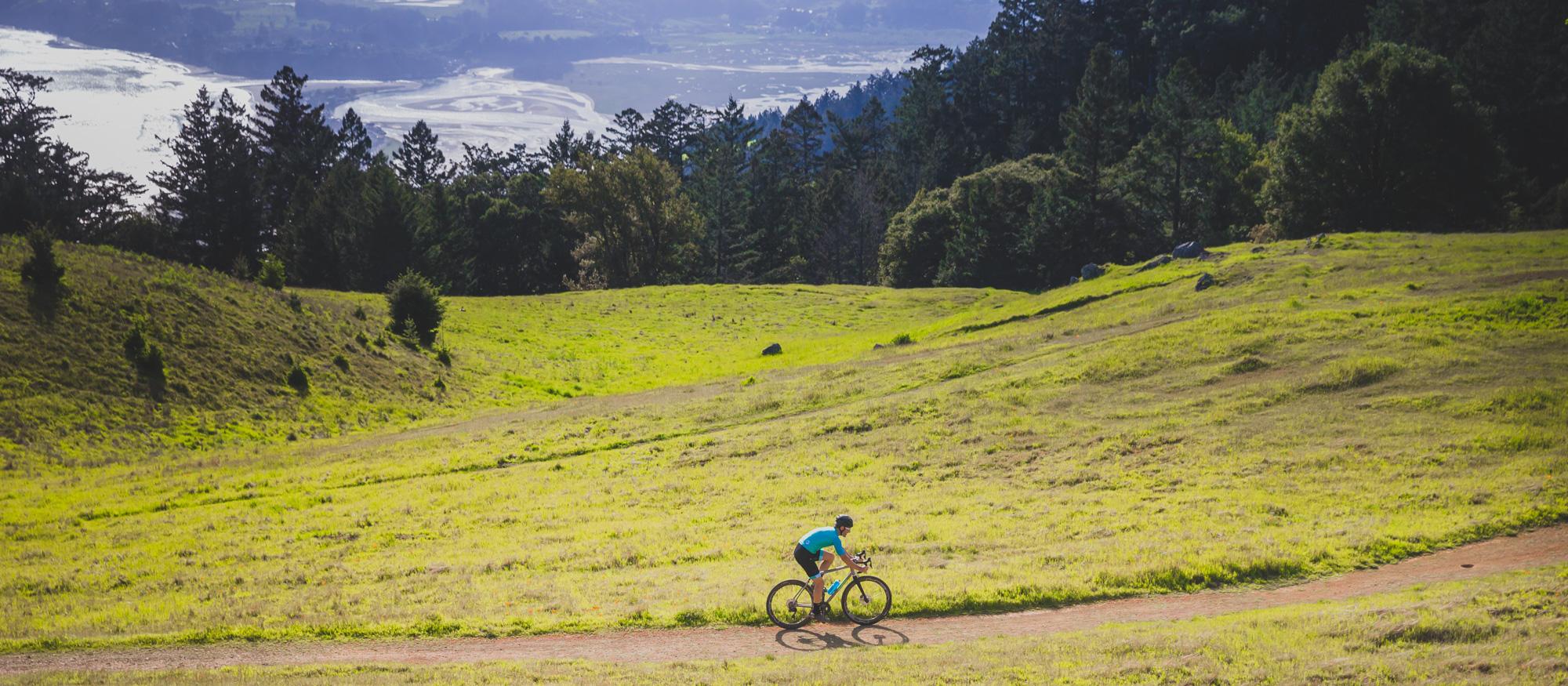Marin County Coast Gravel Loop -