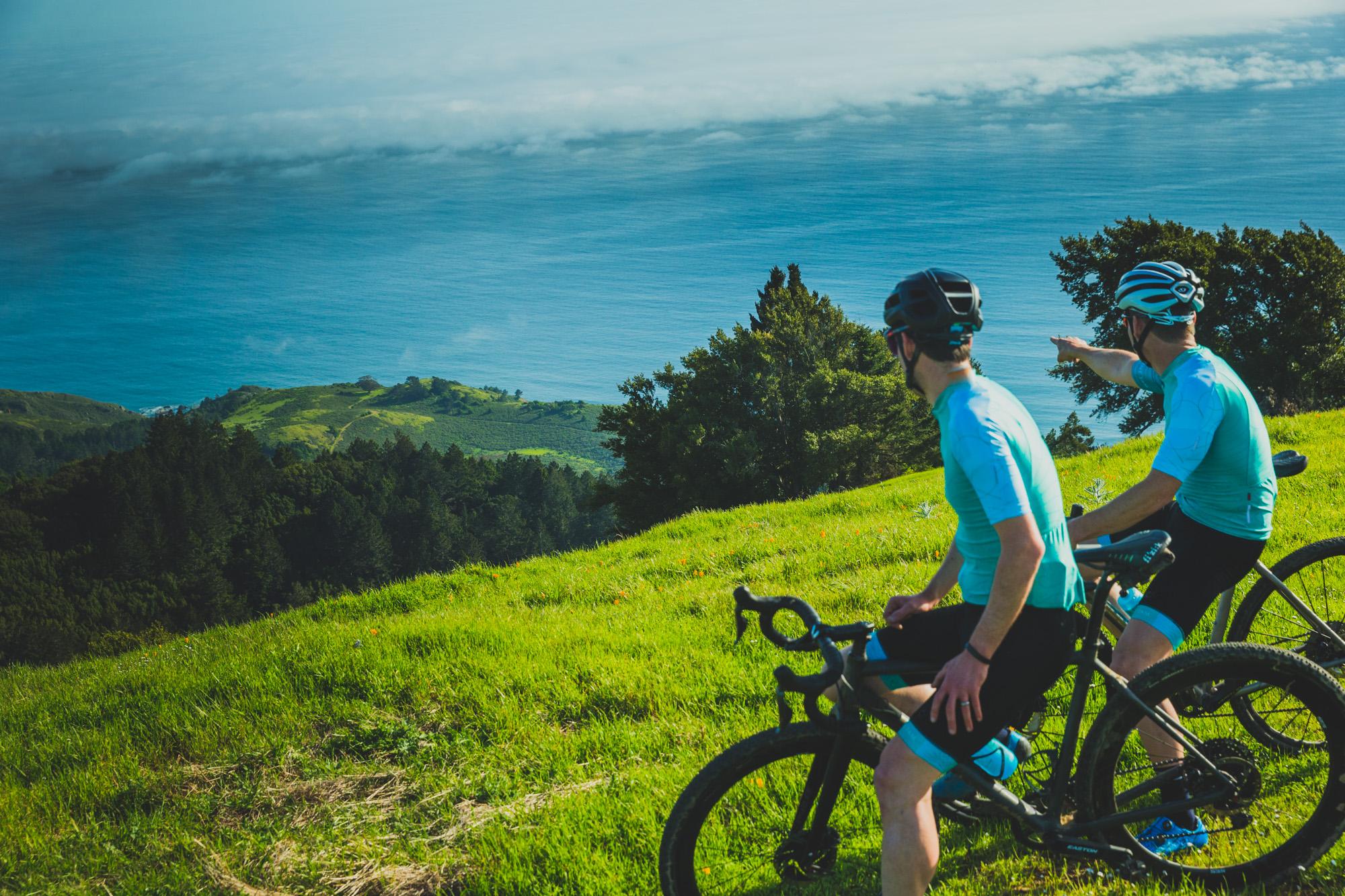 Mt Tam Ascent Gravel Loop -
