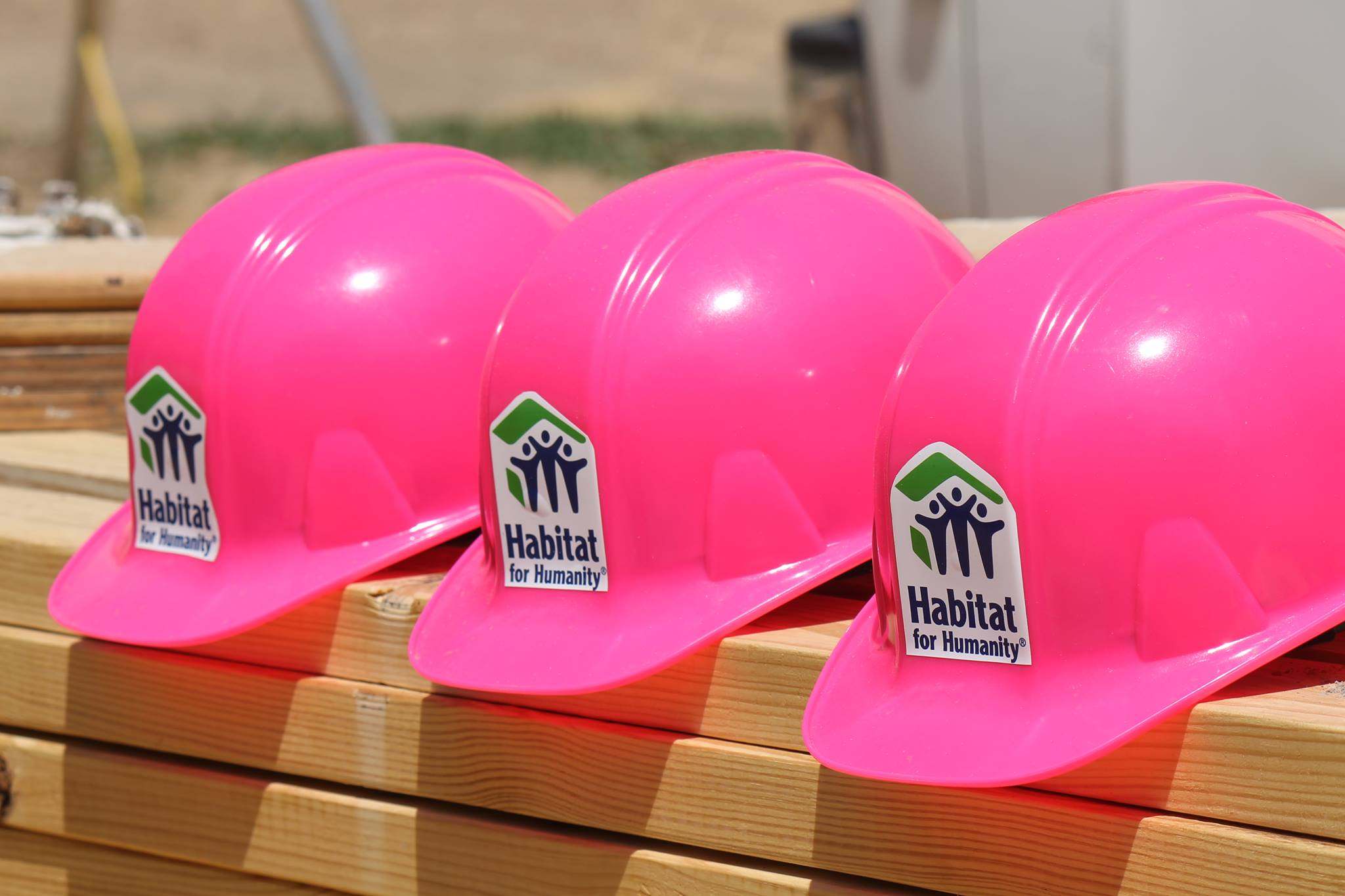 Habitat for Humanity - Habitat builds homes for people willing to work to help themselves, but who live in substandard or inadequate housing due to income challenges. Over 100 Habitat homes have been built in Jackson and St. James' volunteers have participated in the construction of seven Habitat houses.