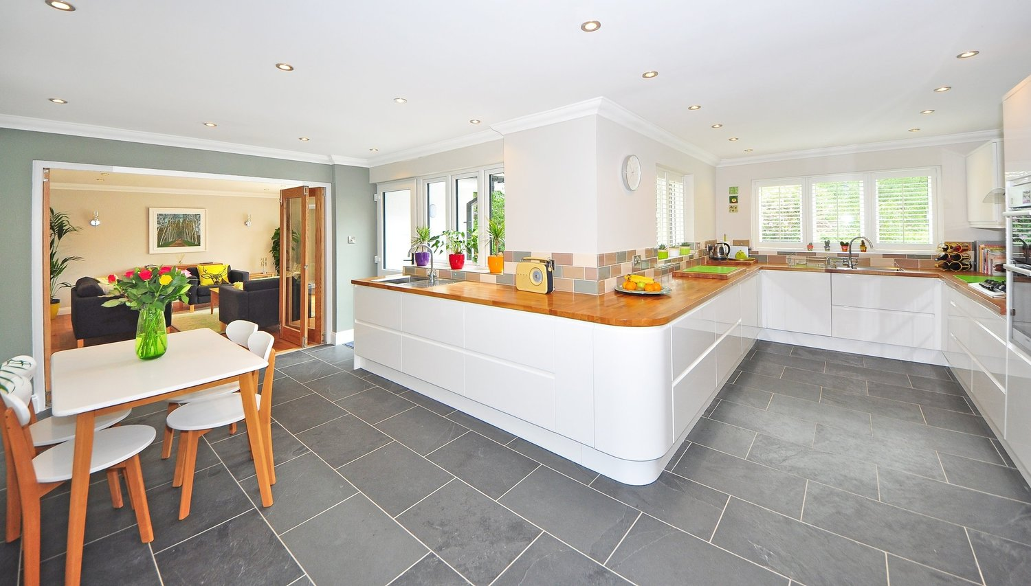 Kitchen Unit Spray Painting Professional Spray Painters In Leeds Upvc Windows Doors And More