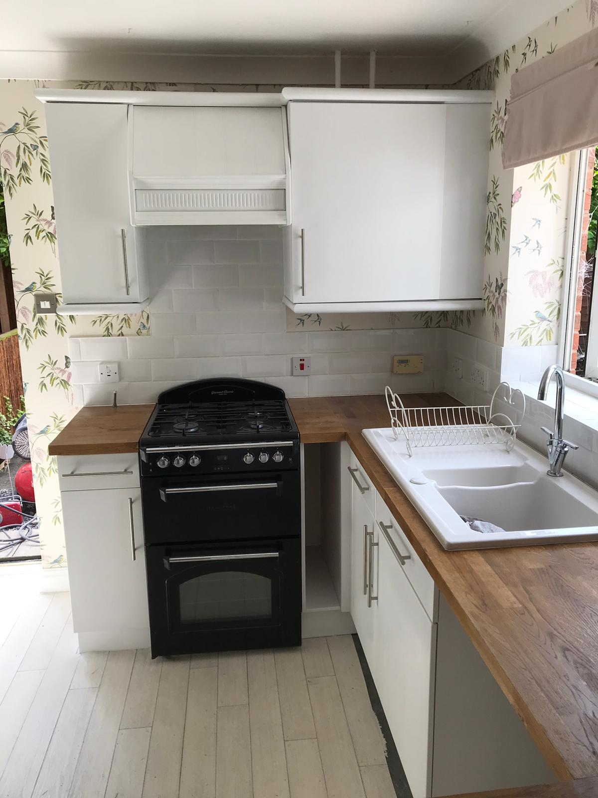 Kitchen makeovers with spray paint in Leeds west yorkshire.jpeg