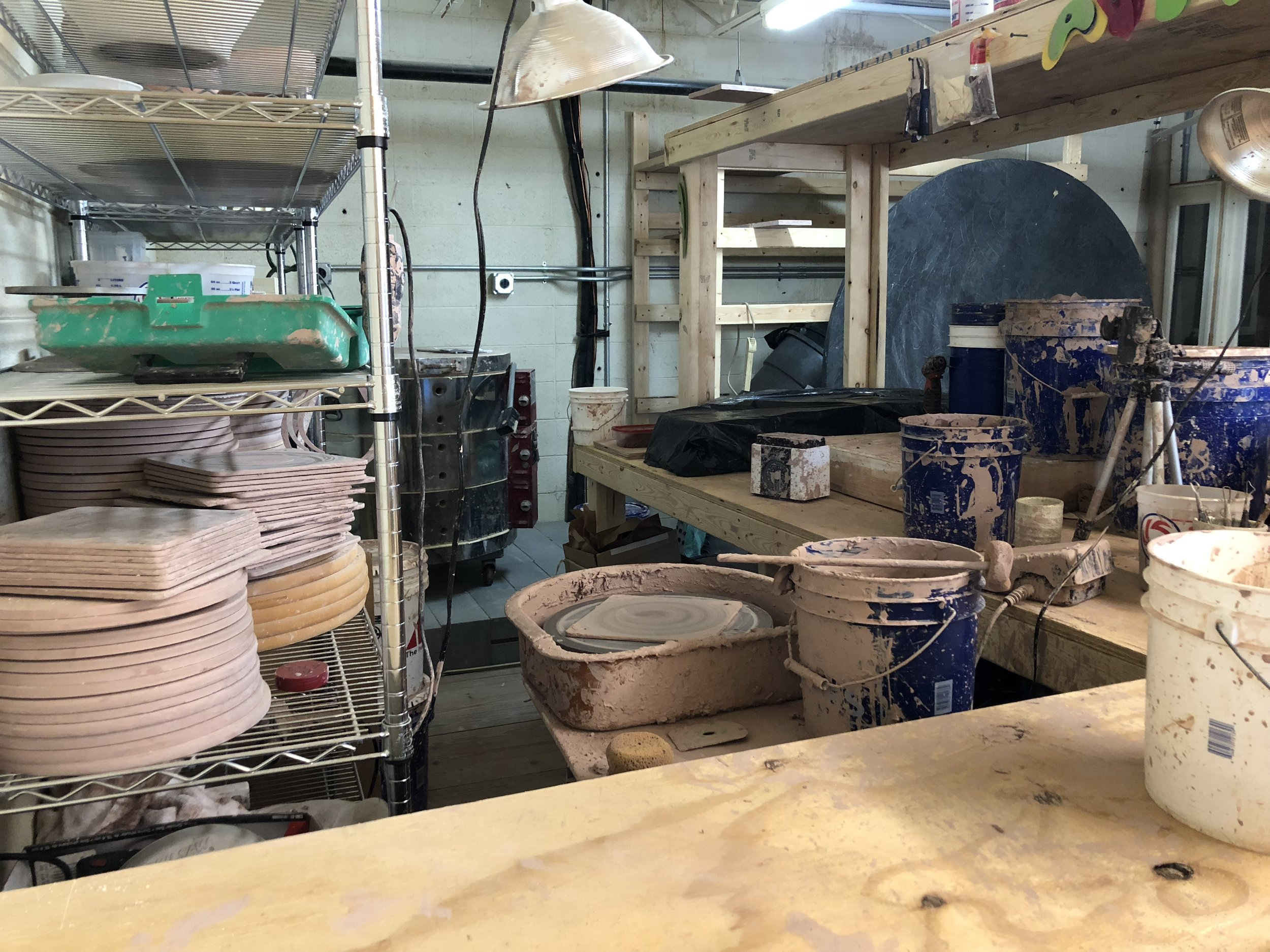 Tayloe Cook Pottery
