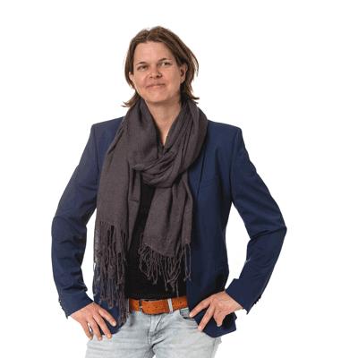Annedien Hoen  is, samen met Erwin Elling, medeoprichter van Rent a War Room®.