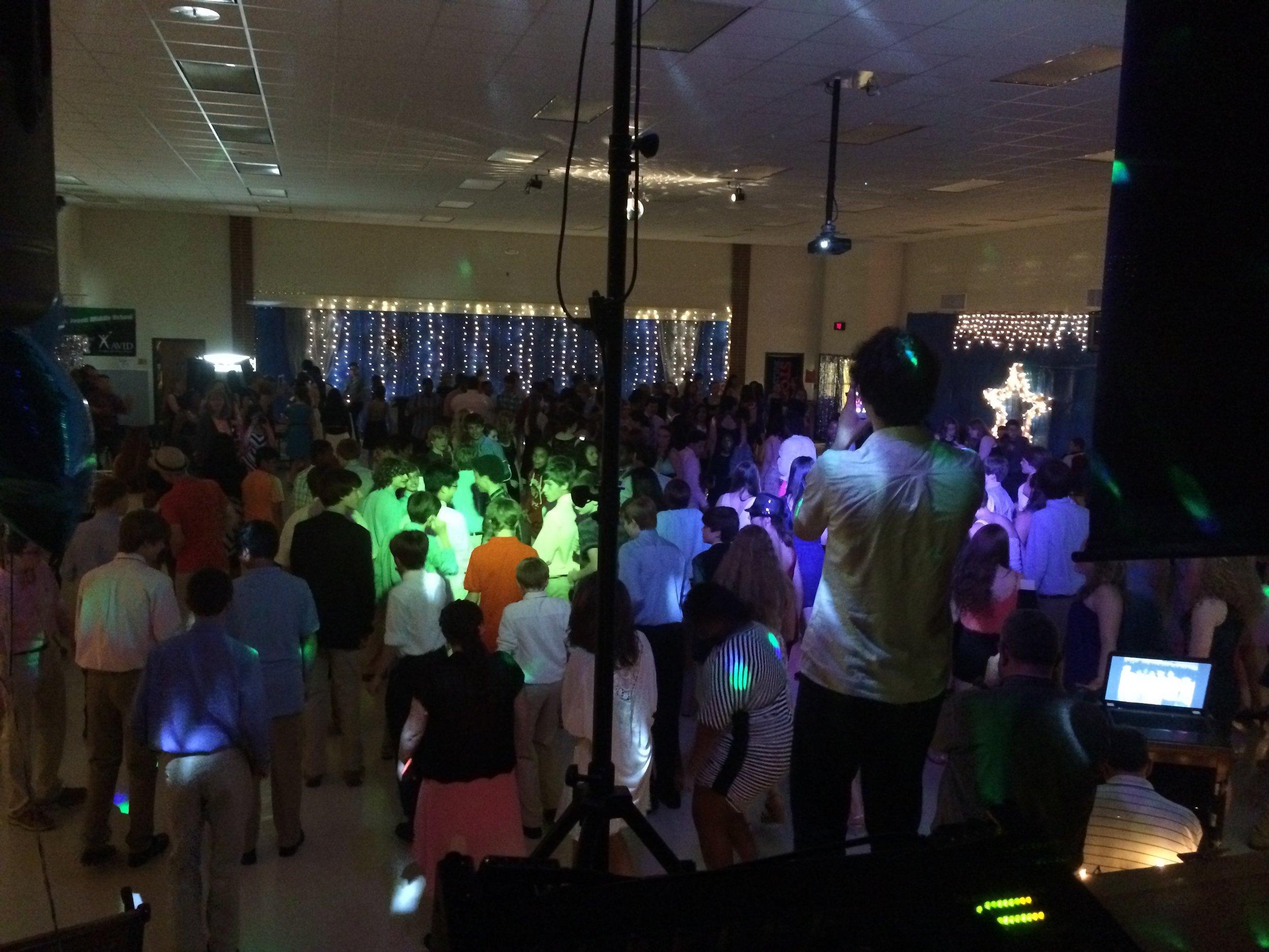 School Dance DJ in Virginia