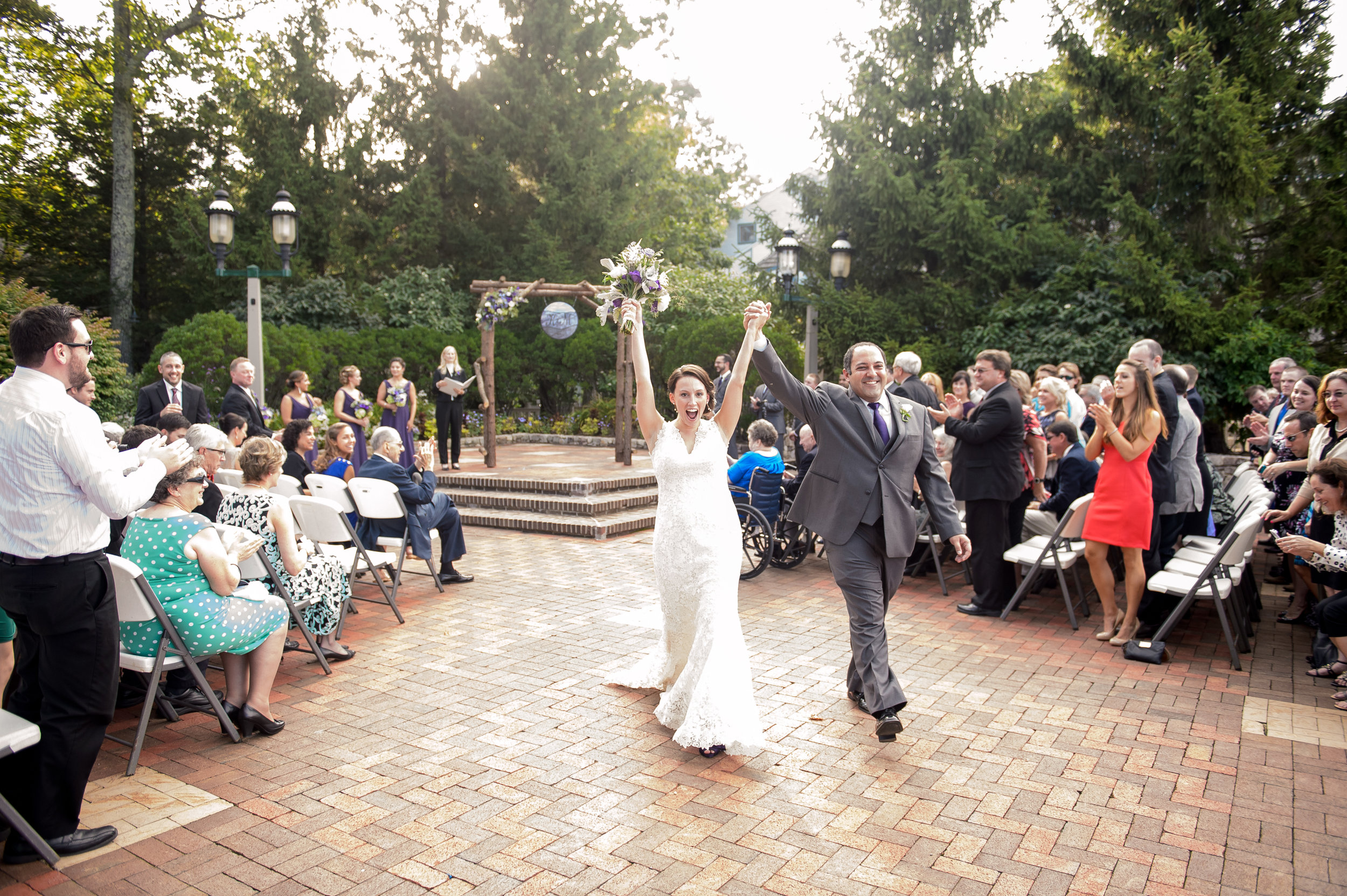 Hall Wedding | Wintergreen Resort |  Tall And Small Photography