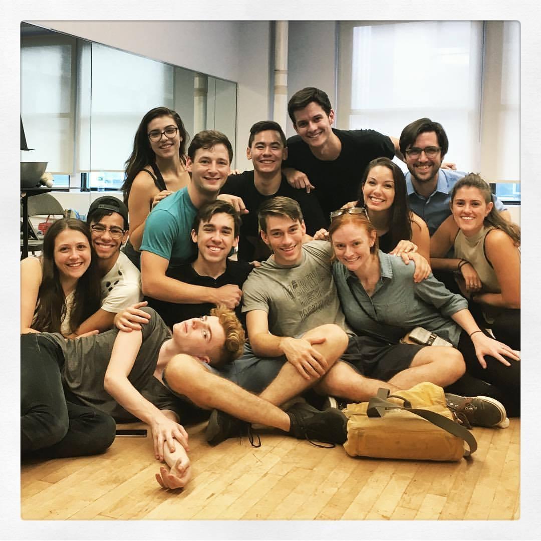 New Dawn - The Musical  Cast