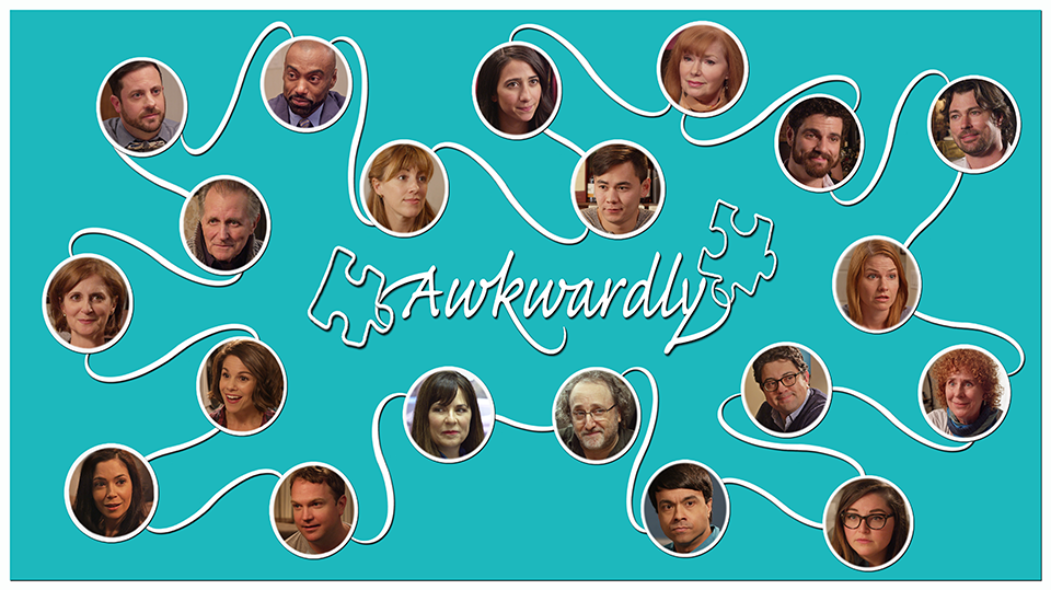 Awkwardly  | Full Webseries Episodes Available Winter 2018