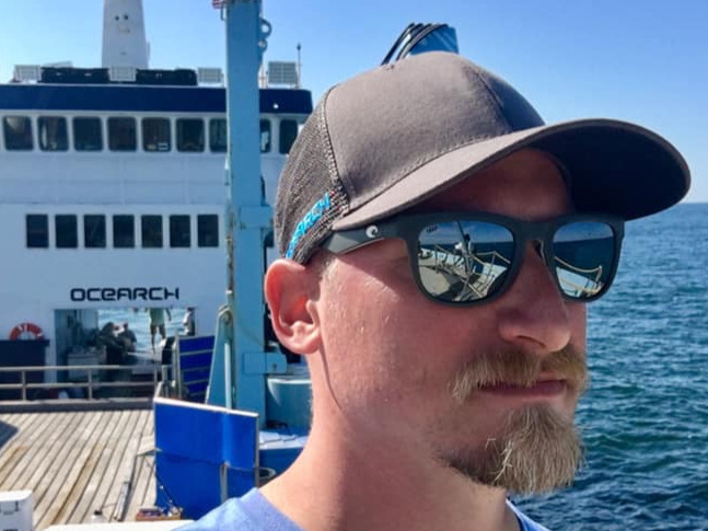 Keith Cowley on Ocearch Expedition Nantucket