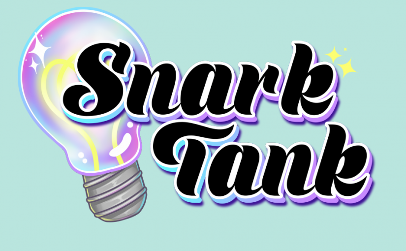 Snark Tank - Snark Tank is a bi-weekly roundtable discussion about weird and wonderful inventions throughout history.Find new episodes every other Wednesday in your podcast app of choice!