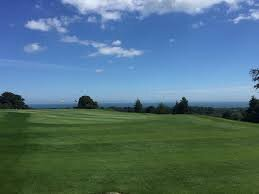 Old Conna Titleist Short Game Area