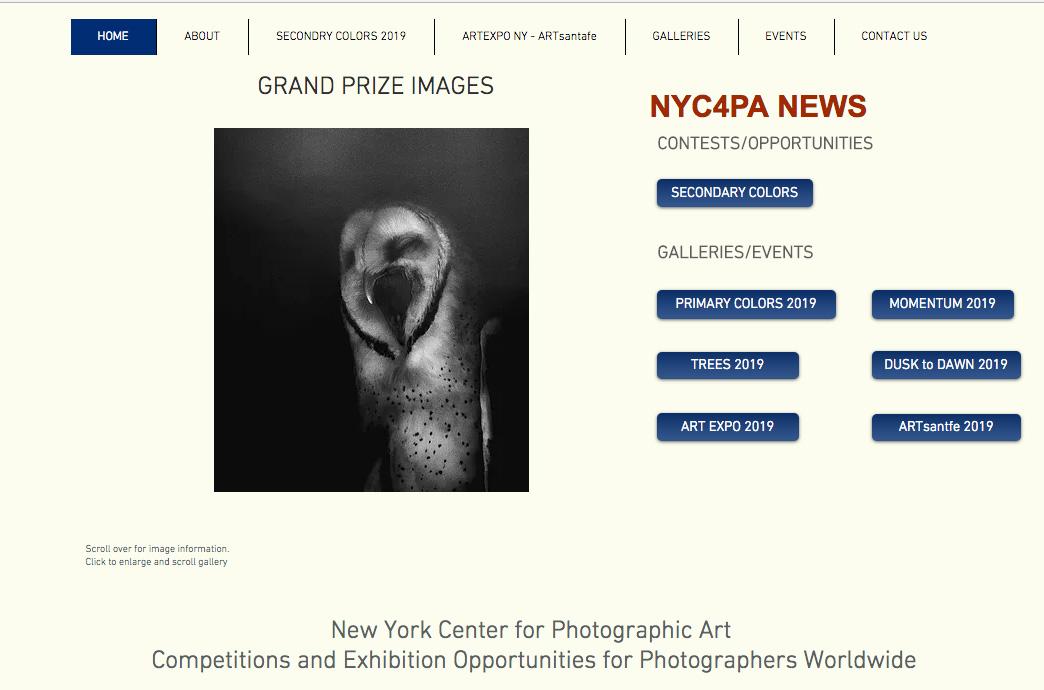 Night Owl, Donna Garcia. Dusk To Dawn, Jadite Gallery, NYC.