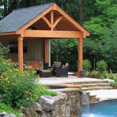 5 Creative Swimming Pool Landscaping Ideas Outside Landscape Group