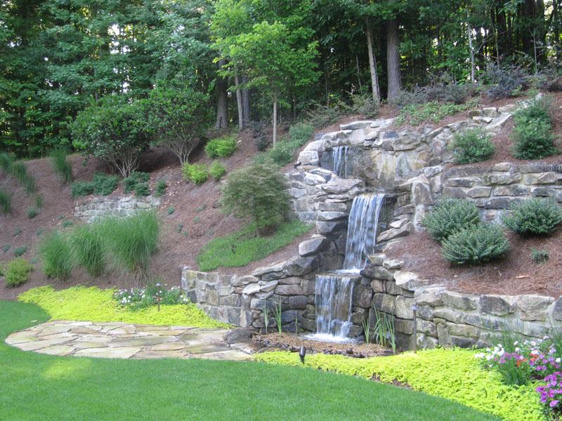 Backyard Waterfall Water Feature.jpg