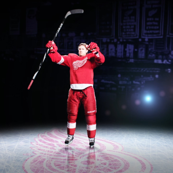 Detroit Red Wings Promo