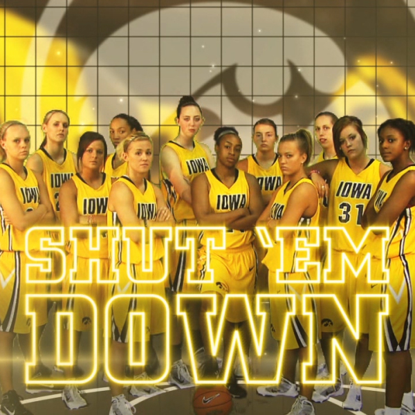 Iowa Women's Basketball Intro