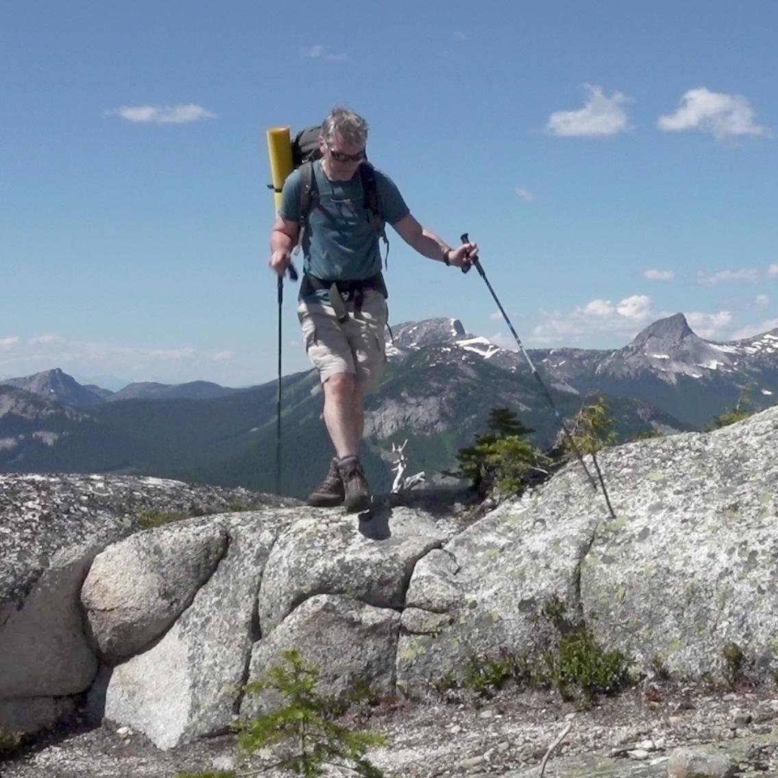 Needle Peak, British Columbia, Canada