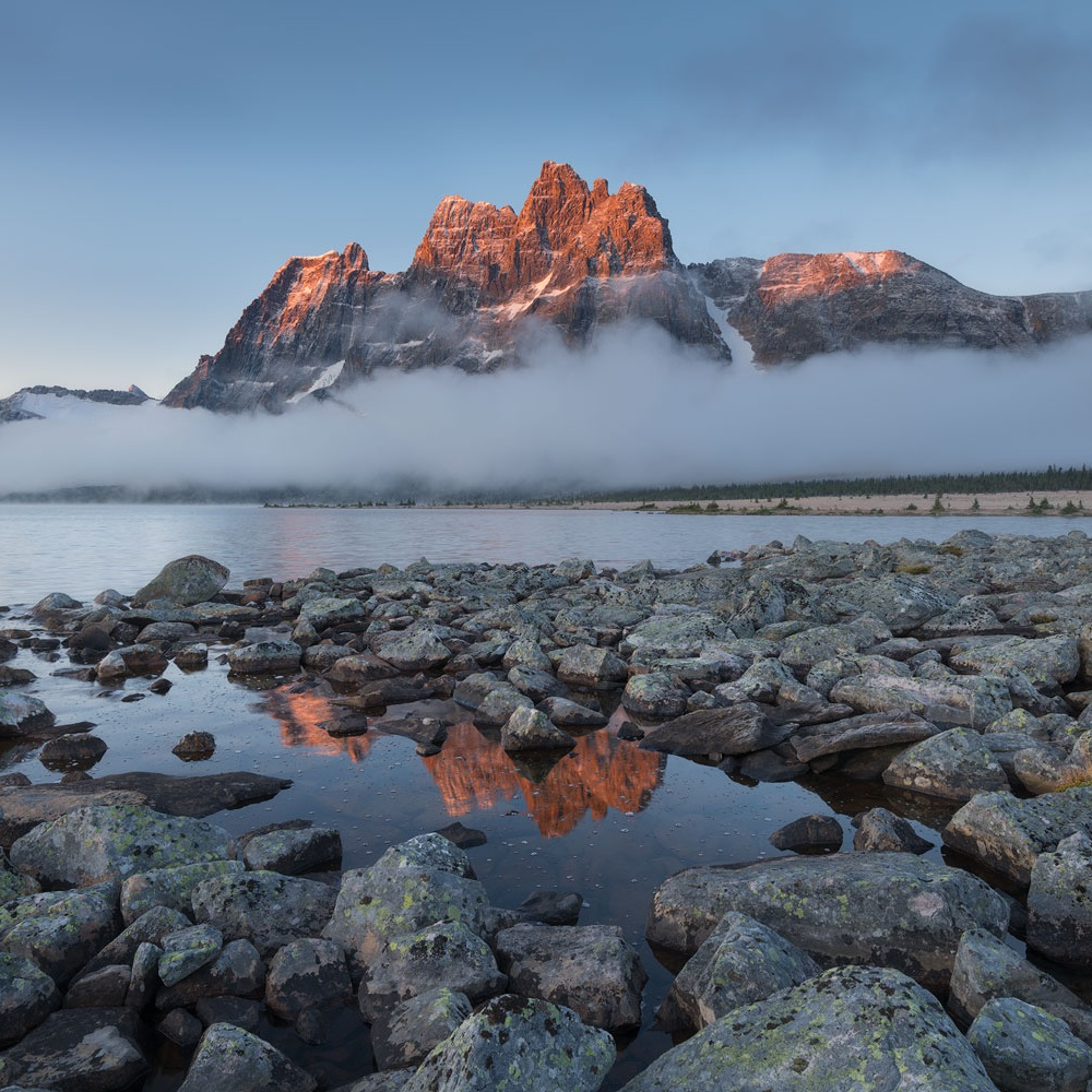 1 spot left - Tonquin Valley5 Days | Sept 8 - Sept 12