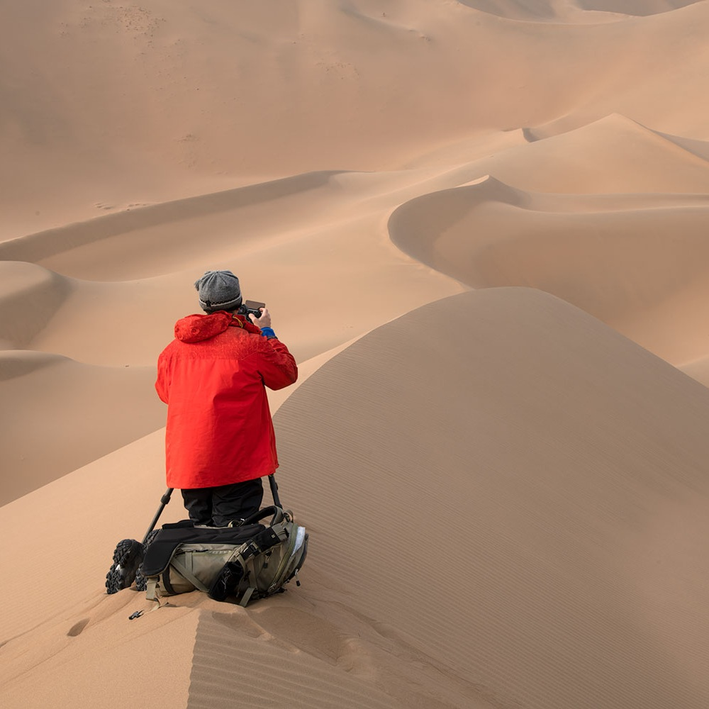 Spots Available - Gobi Desert, ChinaFeb 20 - Mar 1 2021
