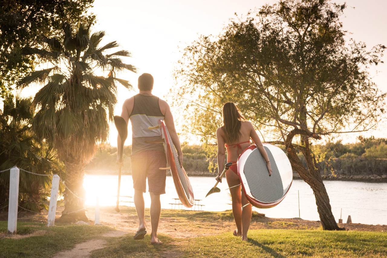 There is no catch… - You can own a River Vacation home at Arizona Oasis for $45,000. Add a garage and you can store your boat or OHV right on site.