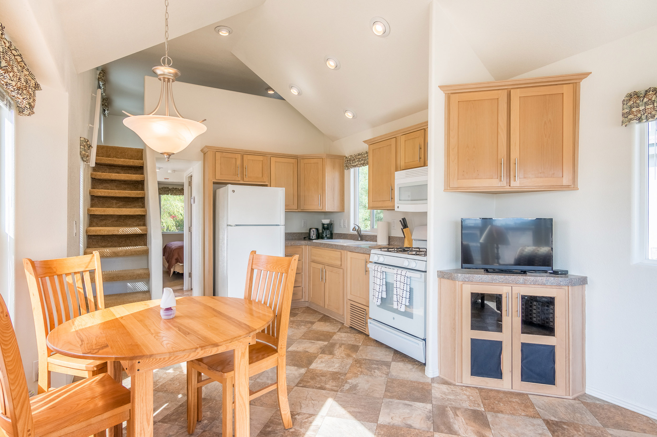 Small River Home Rentals — $139+ - Small river vacation home rentals are fully-furnished and equipped with appliances, cookware, and dishes. Daily rates start at $139.