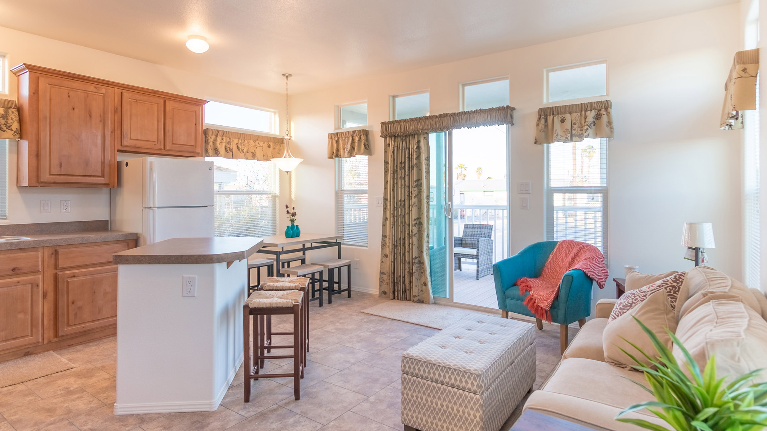 Large River Home Rentals — $209+ - If you need a couple extra bedrooms, try one of our fully furnished river vacation home rentals. Daily rates start at $209.
