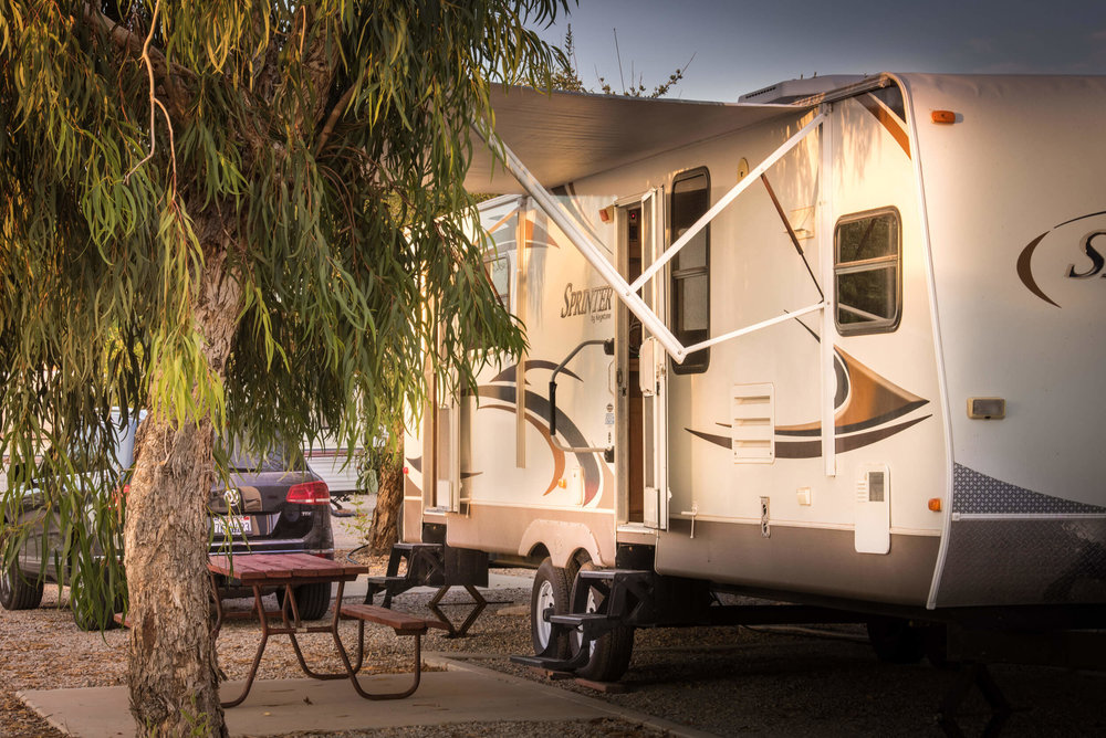 RV or Rental? How Will You Stay — Arizona Oasis RV Resort