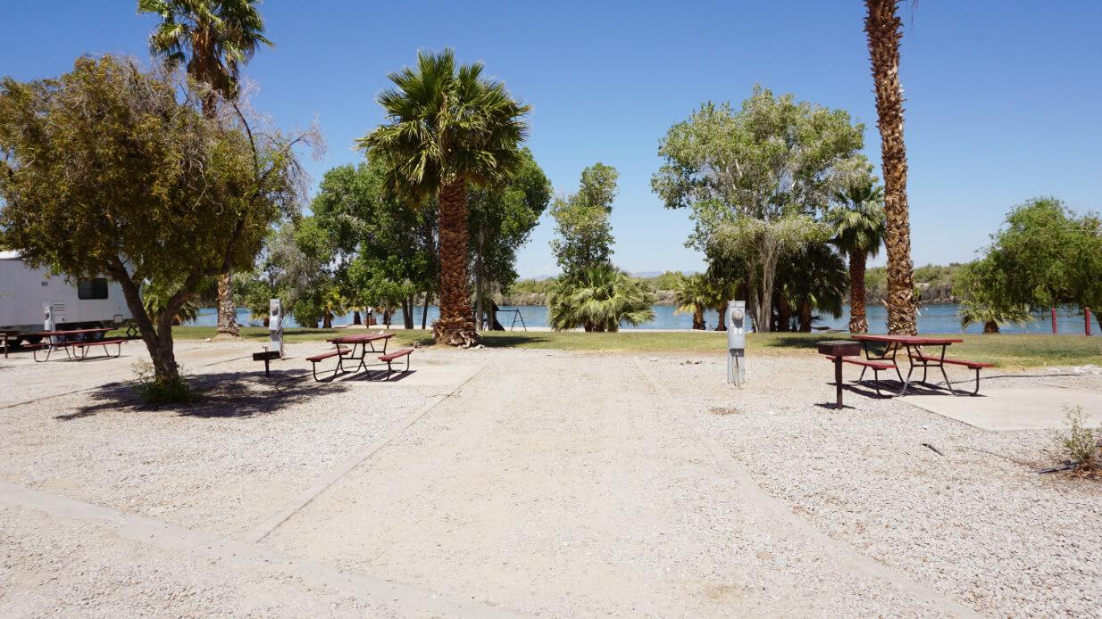 Riverfront RV Site