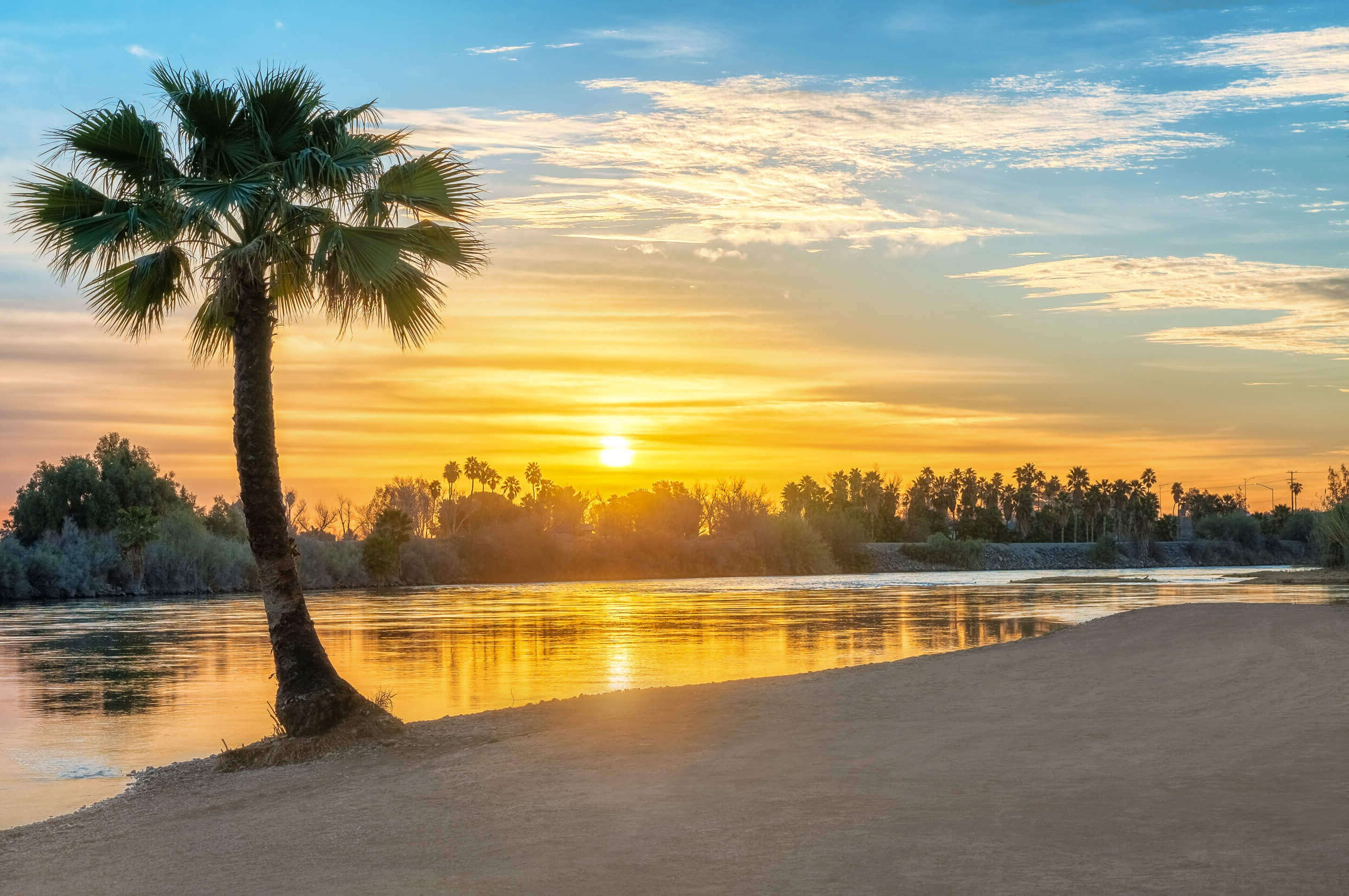 Save 50% On The Colorado River - Stay Sunday through Thursday and save big with our mid-week special on Standard and Premium RV sites! Call now to reserve! Special must be redeemed at time of booking. (928) 923-8230