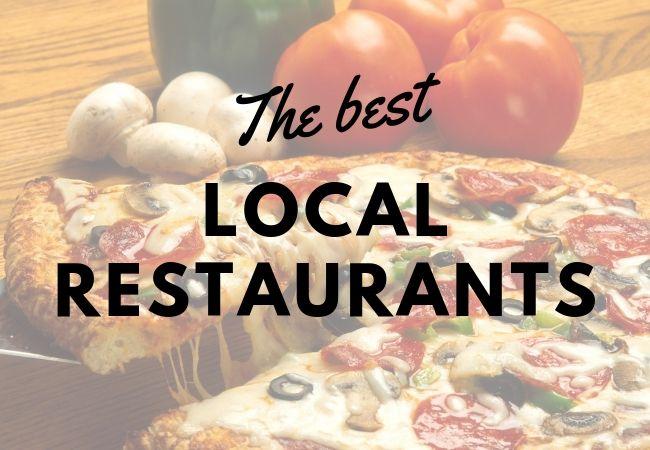 Get the scoop on the best restaurants in town! -