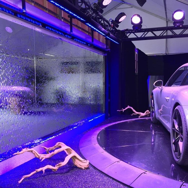 Porsche Carrera Unveiling -