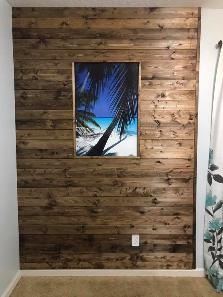 For the Love of Wood Handcrafted Wood Decor