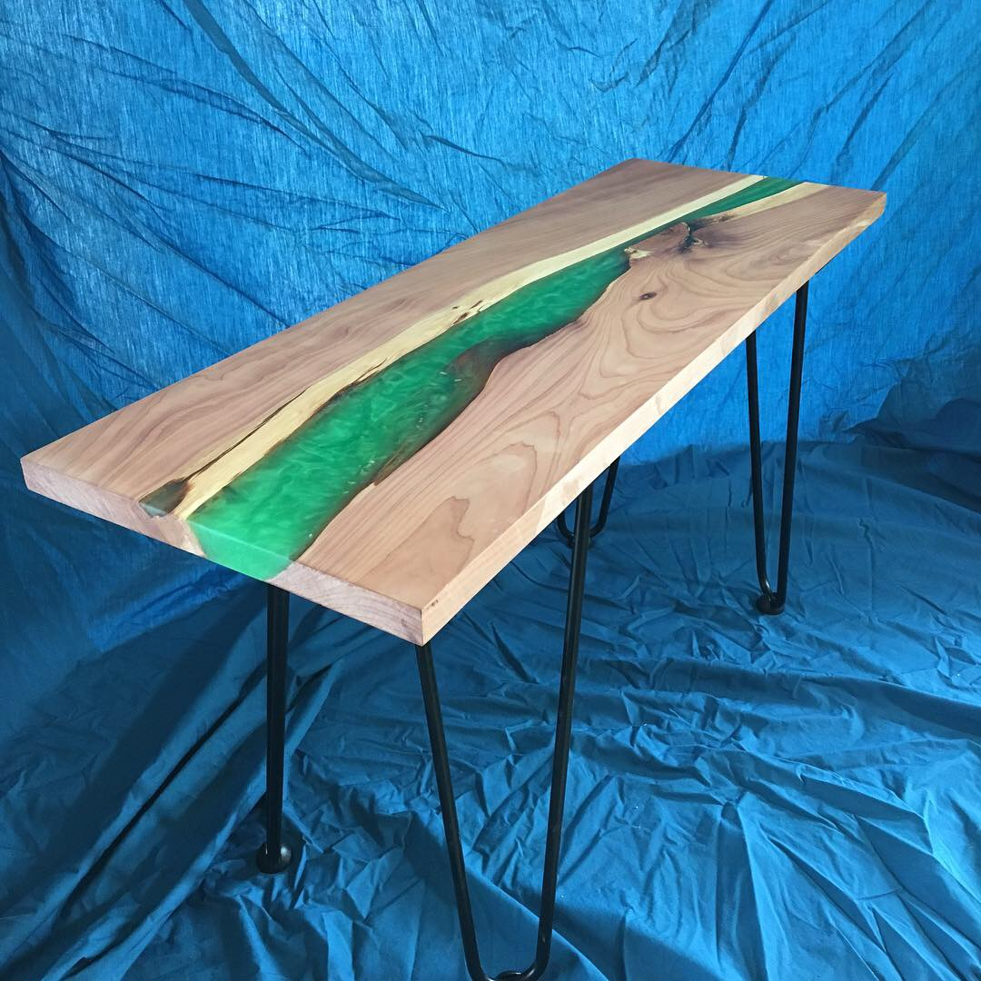 Locally Made Wooden Table