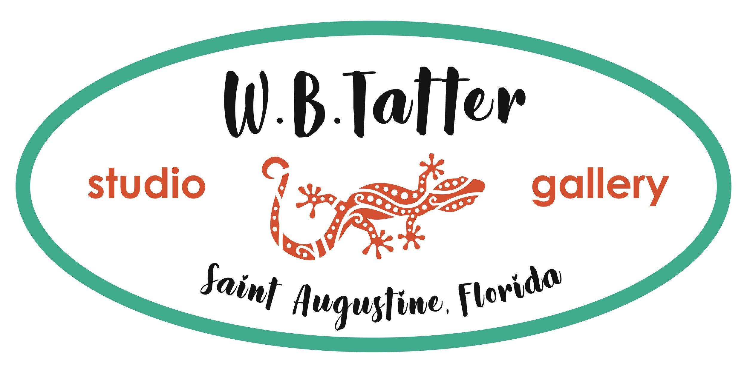 WB Tatter Studio Art Gallery St. Augustine Beach