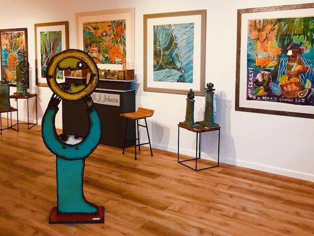 W.B. Tatter Studio Gallery
