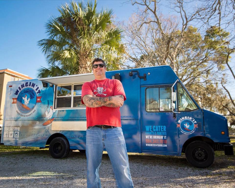 Wingin'it Food Truck
