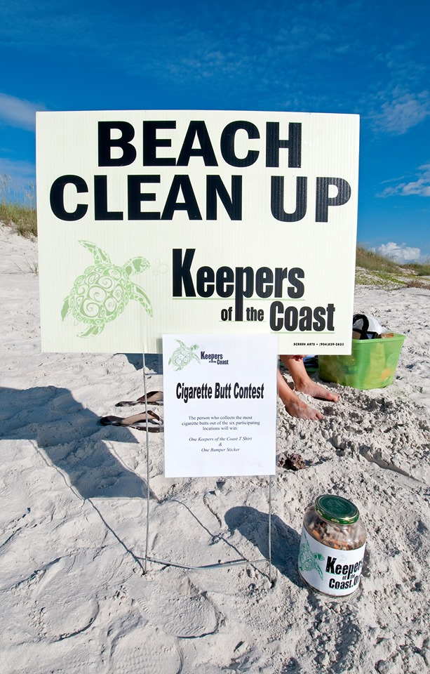 Keepers of the Coast - Support Local Causes - Live STA