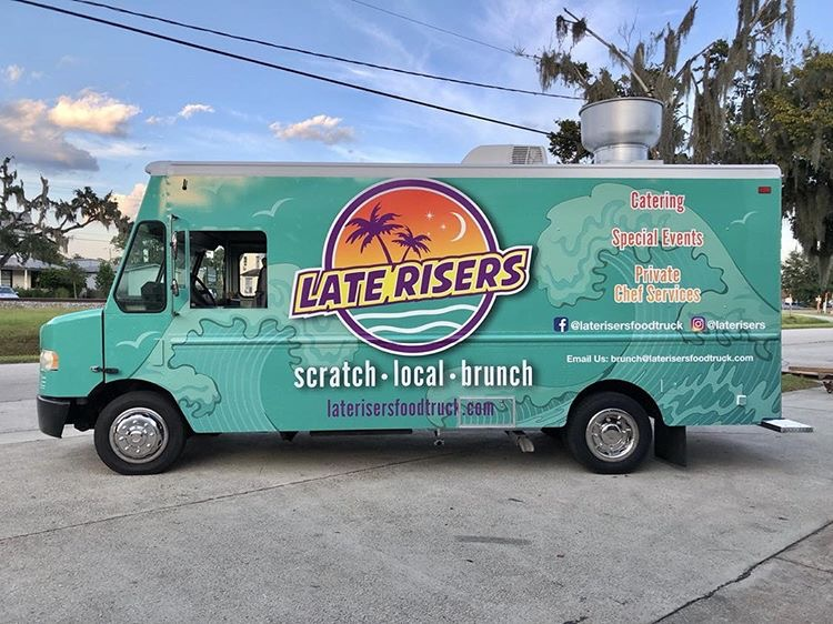 Late Risers Food Truck