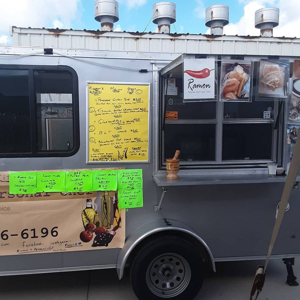 Ramons Local Food Truck