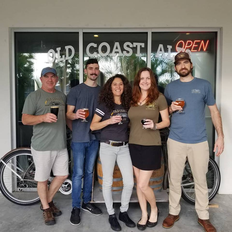 Old Coast Ales Crew