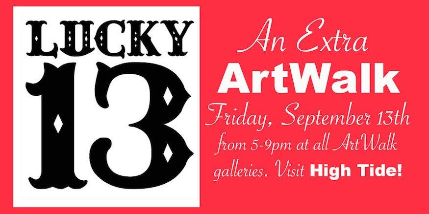 High Tide Gallery - Lucky 13 Art Walk.jpg