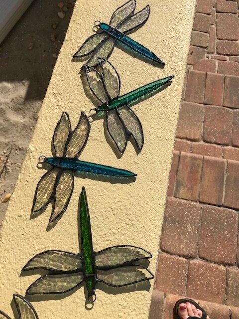 Locally Made Suncatchers
