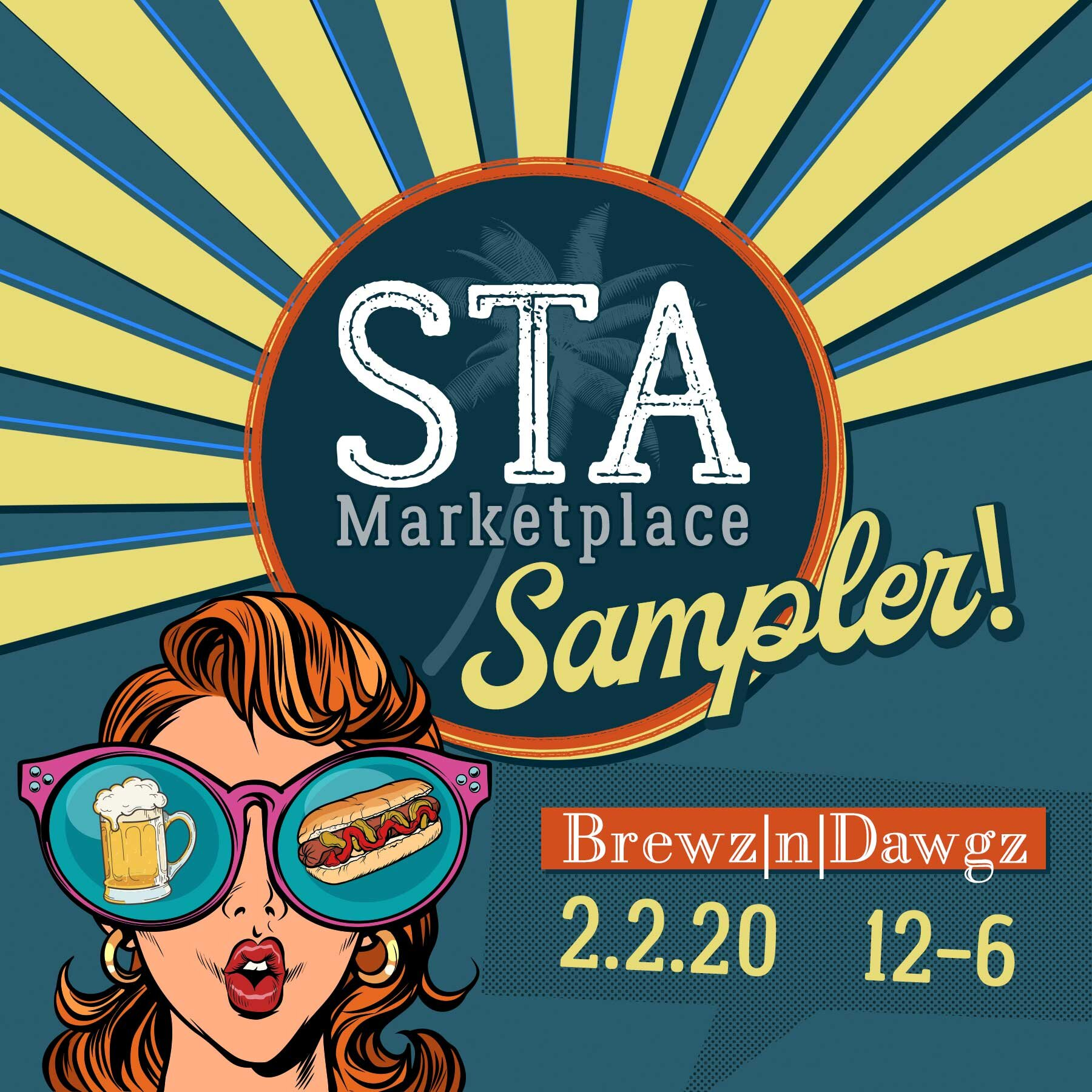 Mt Dora Art Festival 2020.Sta Marketplace Sampler February 2020 Sta Marketplace