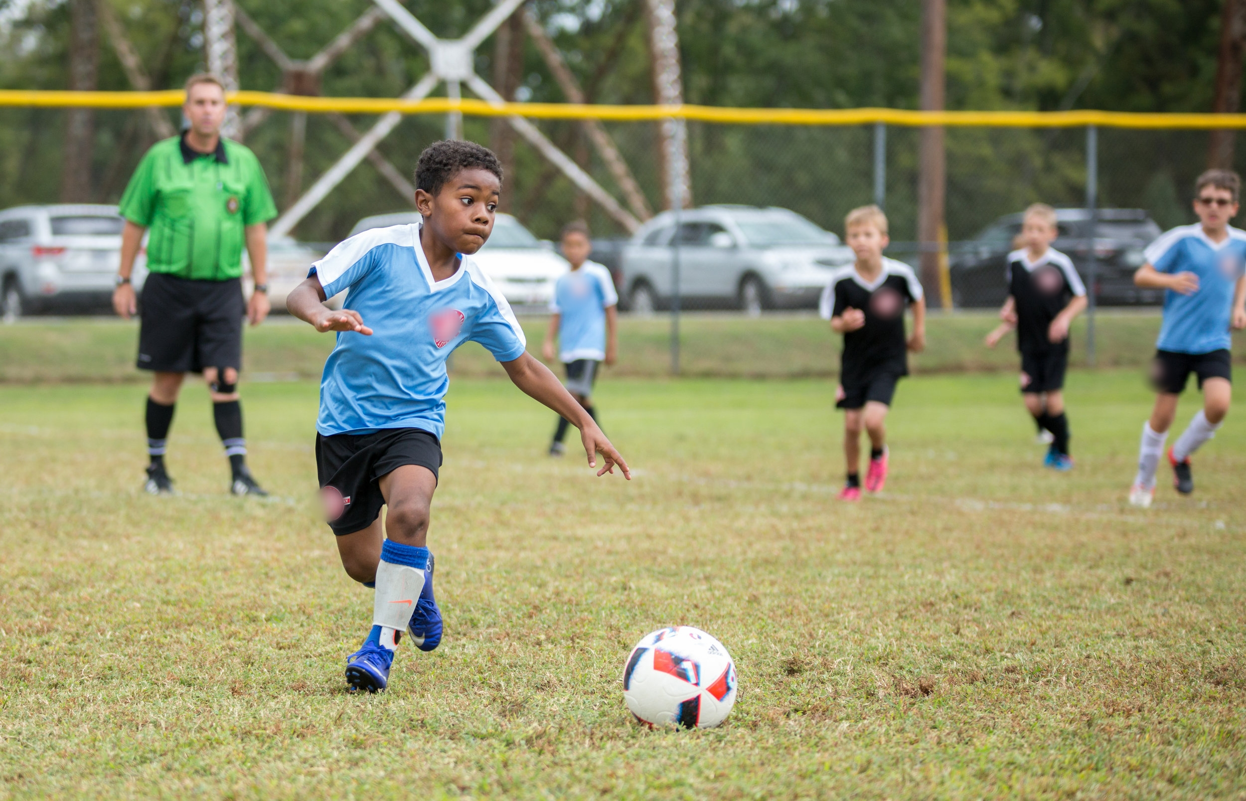 Vision - Our vision is to foster an environment of creative, exciting soccer encounters; whether at the local recreation league, supporting the local high school team or watching the highest level of the game. Learn More