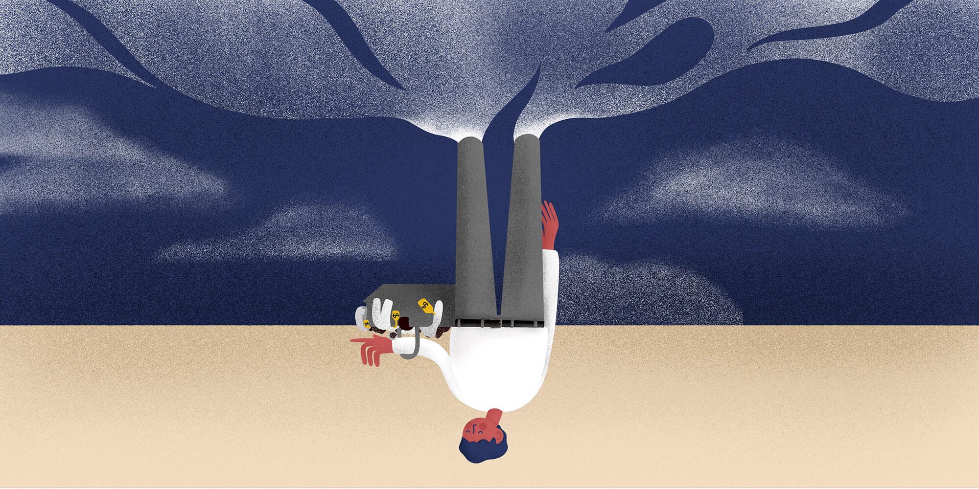 Illustration: Jack Holland