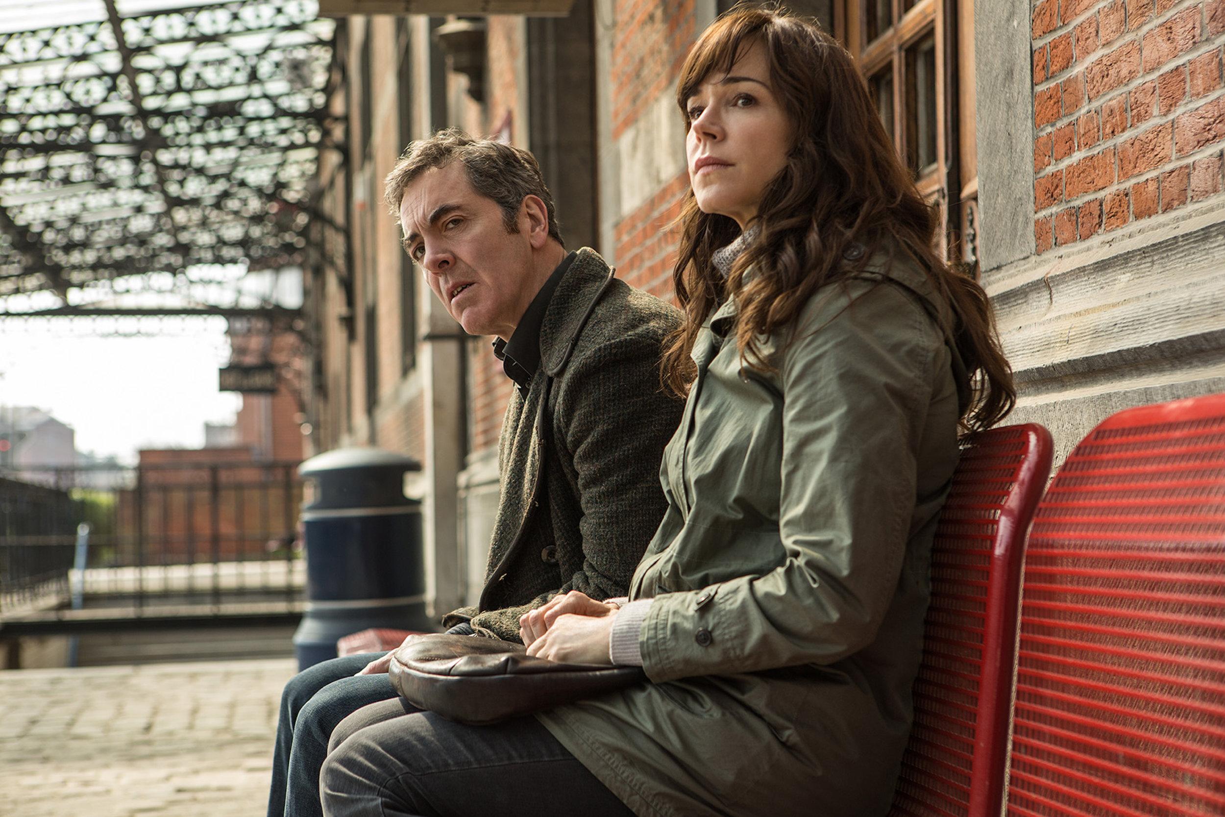 James Nesbitt (as Tony Hughes), Frances O'Connor (as Emily Hughes) (2).jpg