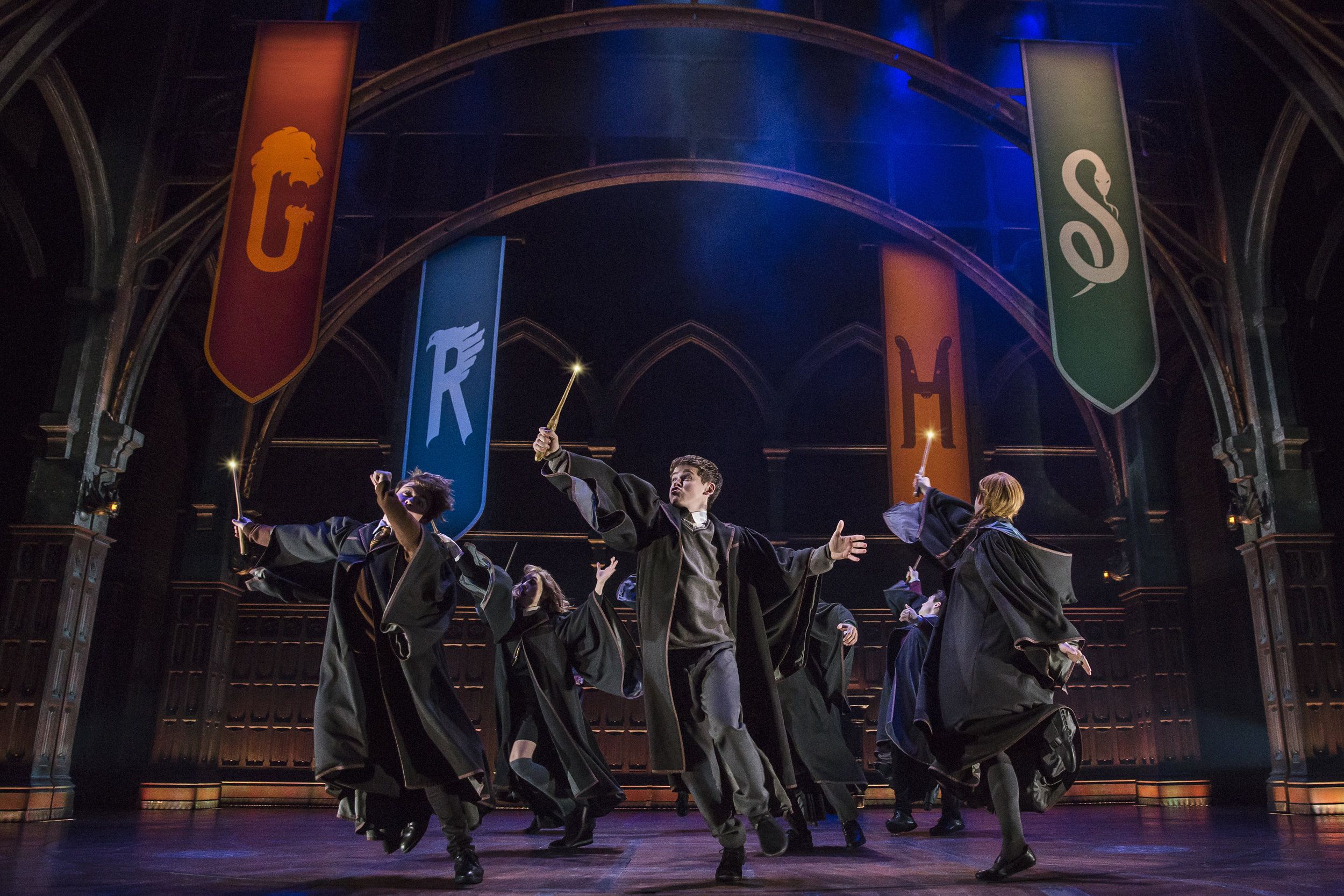 "HARRY POTTER AND THE CURSED CHILD  ""This is the stuff of legend""  Rolling Stone"