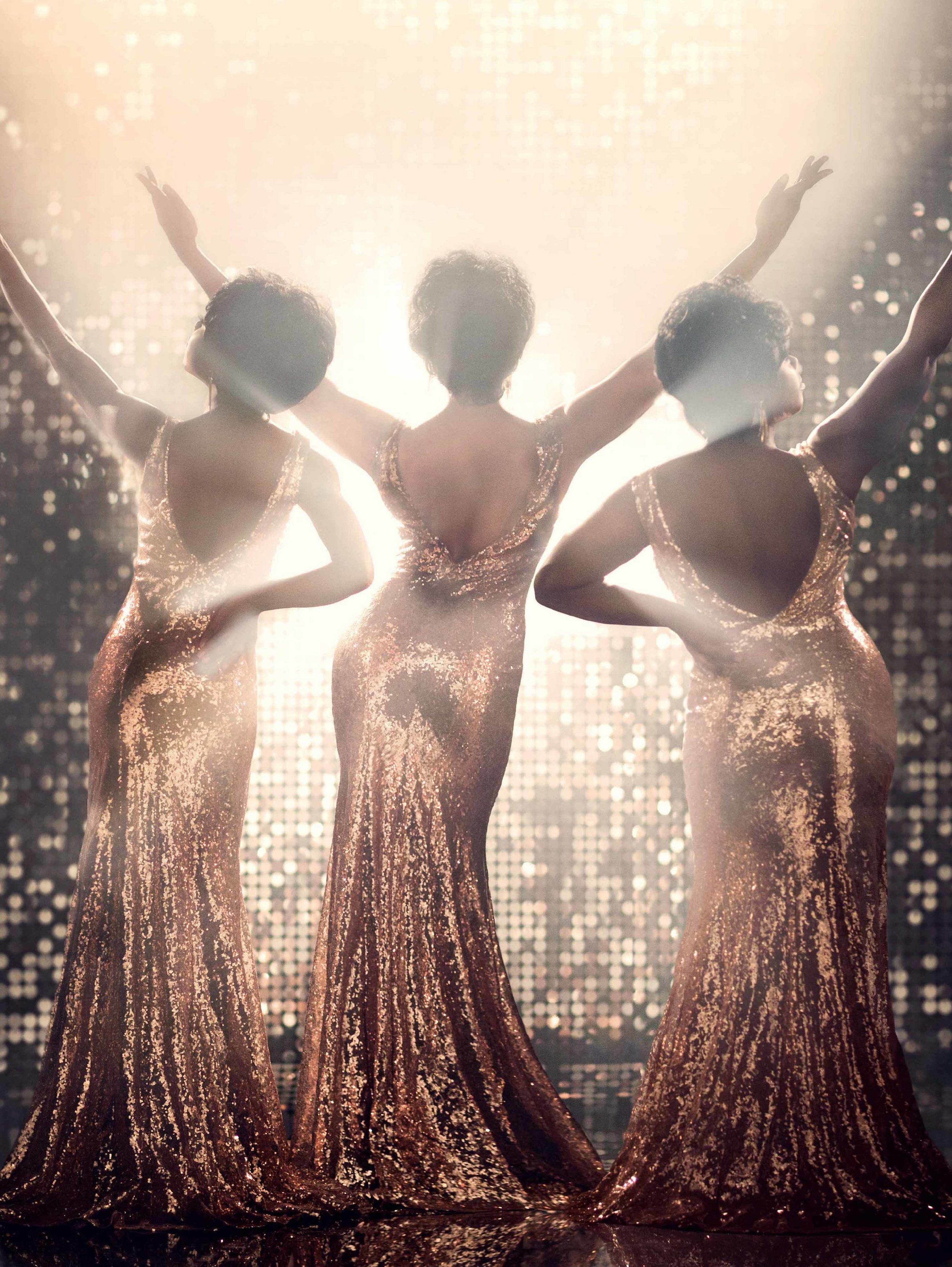 DREAMGIRLS  3 WINS 7 NOMINATIONS